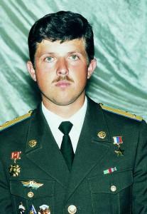 Герой России Борисевич А.В.