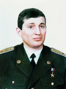 Герой России Бочаров А.И.