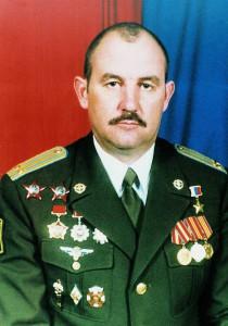 Герой России Голубятников С.Н.