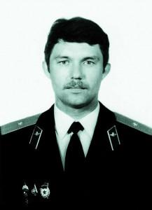 Герой России Доставалов А.В.