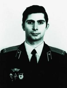 Герой России Евтюхин М.Н.