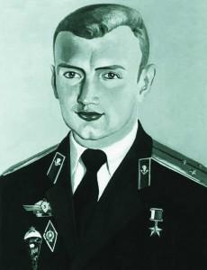 Герой России Ермаков В.Ю.