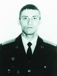 Герой России Ермаков О.В.