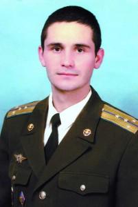 Герой России Жидков Д.В.