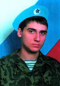 Герой России Зуев Д.С.
