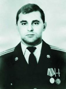 Герой России Иванов А.Ю.