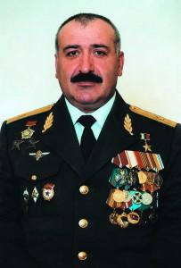 Герой России Исаханян Г.А.