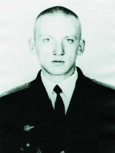 Герой России Кожемякин Д.С.