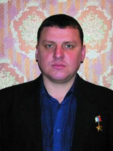 Герой России Ланцев М.В.