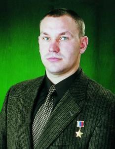 Герой России Лобунец О.И.