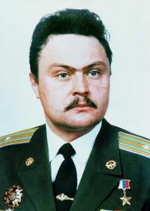 Герой России Макаров В.В.