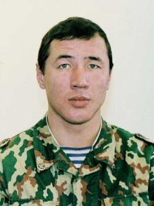 Герой России Медведев С.Ю.