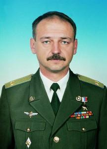 Герой России Милютин И.А.