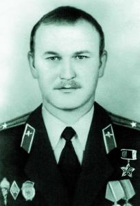 Герой России Омельков В.Е.