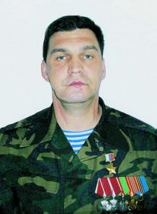 Герой России Паньков В.И.