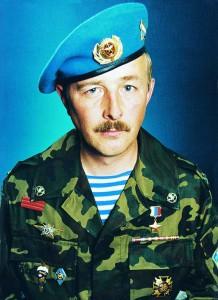 Герой России Пегишев А.И.