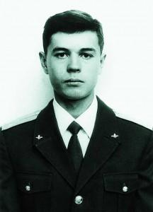 Герой России Петров Д.В.