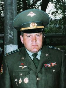 Герой России Полянский В.В.