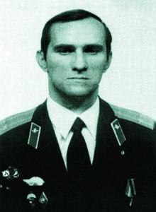 Герой России Пятницких С.И.