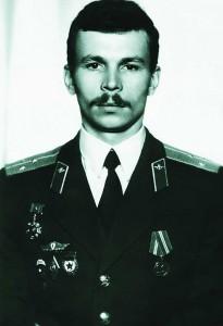 Герой России Родионов Е.Н.