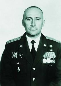 Герой России Романов А.В.