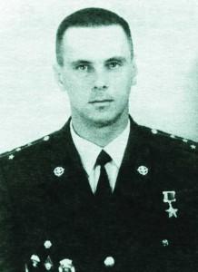 Герой России Савчук В.И.
