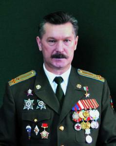 Герой России Сивко В.В.