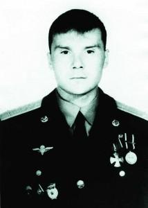 Герой России Соколов Р.В.