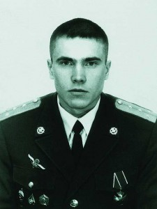 Герой России Талабаев В.В.