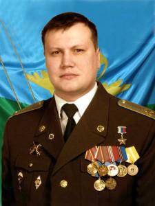 Герой России Тимошенко А.С.