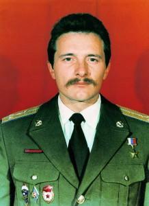 Герой России Тягачев А.А.