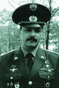 Герой России Уразаев И.К.