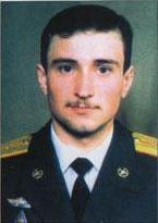 Боченков Михаил Владиславович - капитан