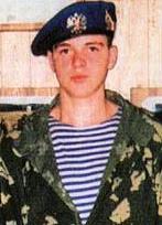 Окунев Дмитрий Васильевич – младший сержант по призыву