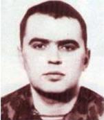 Романовский Сергей Юрьевич - рядовой контрактной службы