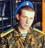 Тумашев Олег Валерьевич - рядовой контрактной службы