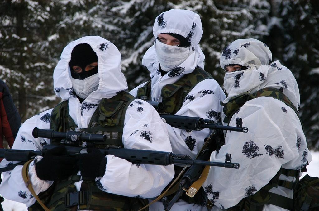 состязания снайперов