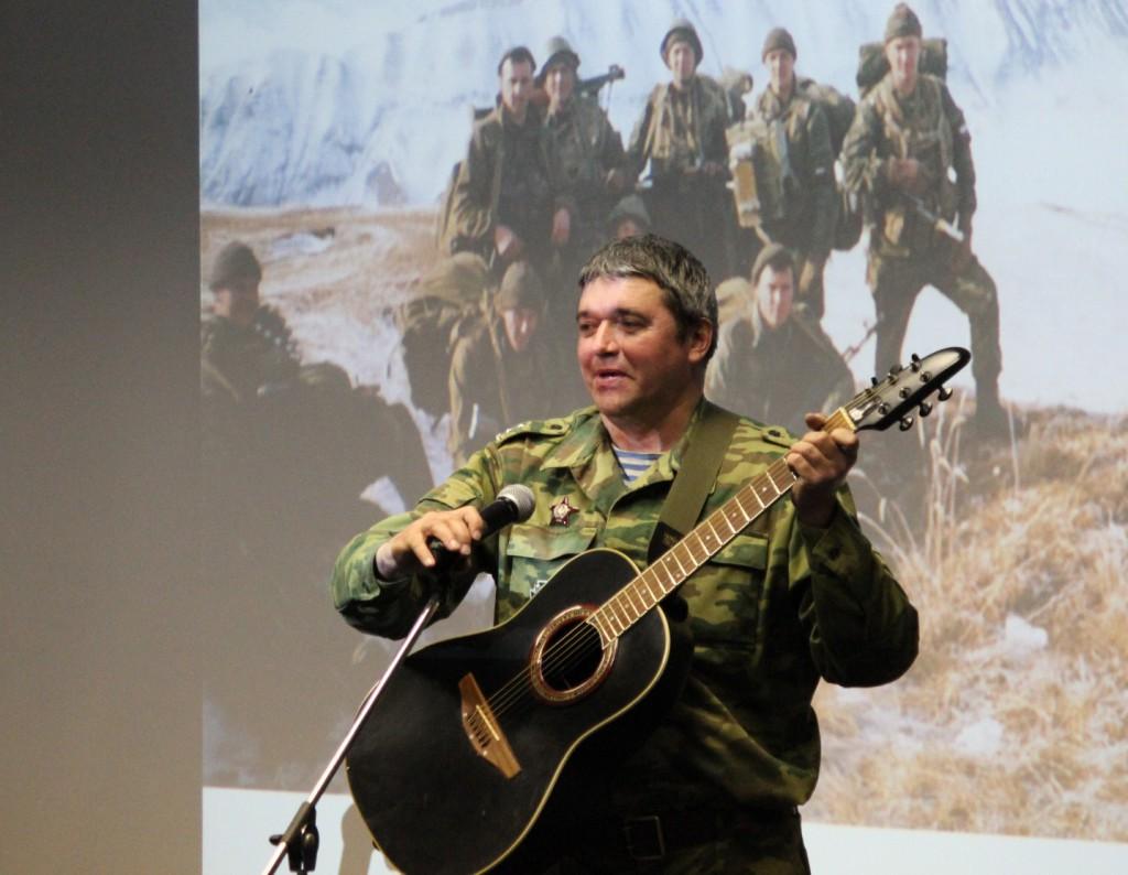 Вечер Памяти 6-й парашютно-десантной роты