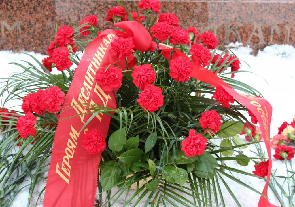 Псковские десантники погибшие в Чечне