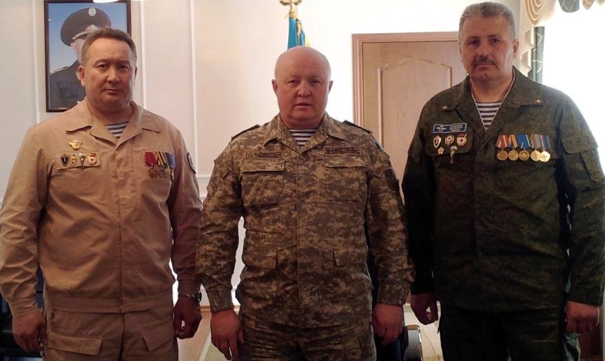Союз десантников Казахстана