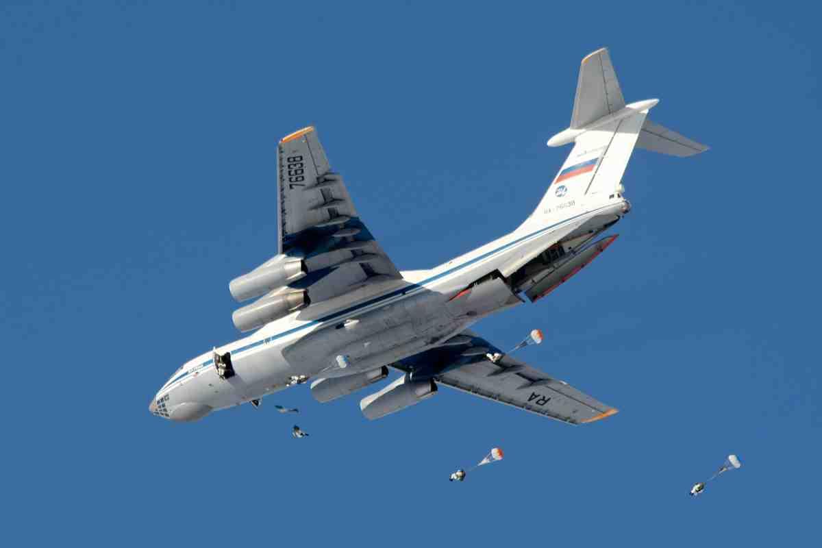 Воздушно десантная подготовка