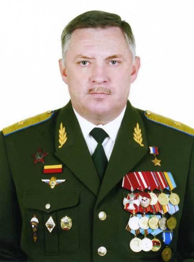 Беляев Николай Александрович