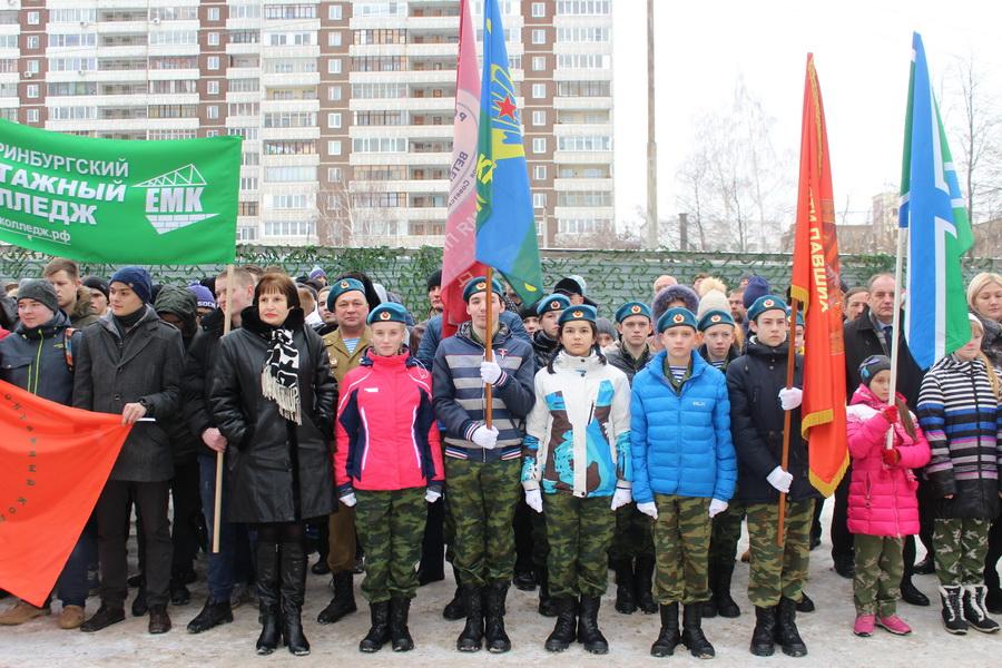 Открытие уникального военно-спортивного патриотического центра «Альфа»