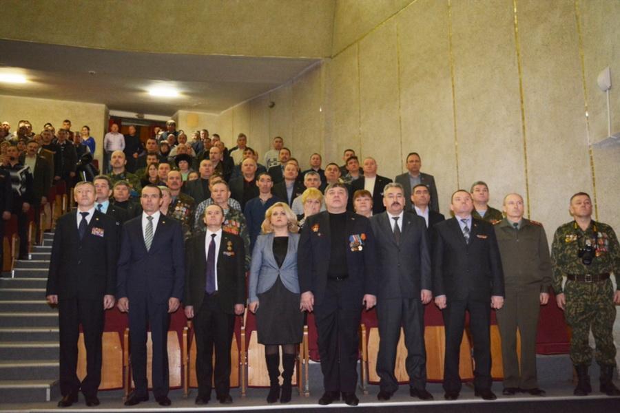 27-летие со Дня окончания войны в Афганистане
