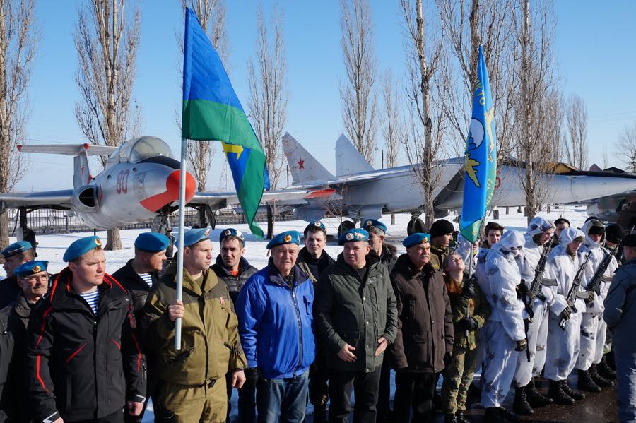 День памяти 6 роты ВДВ