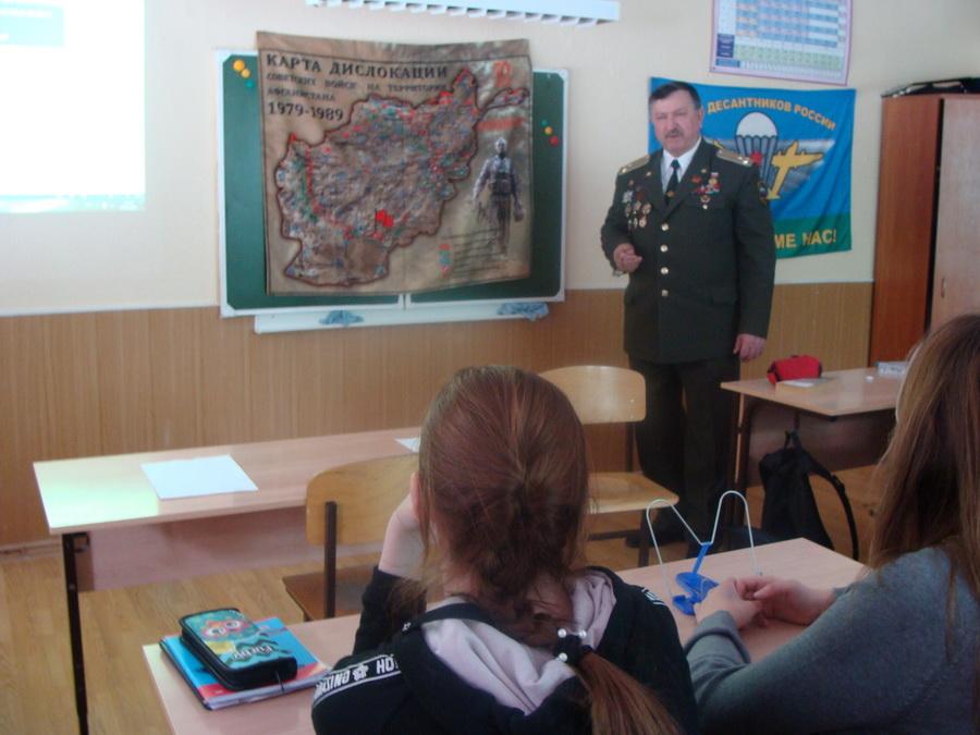 Месячник военно-патриотического воспитания в г. Омской области  и Алтайском крае.