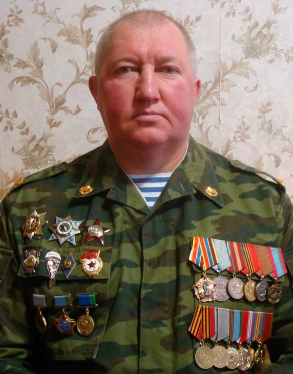 Патлань Сергей павлович