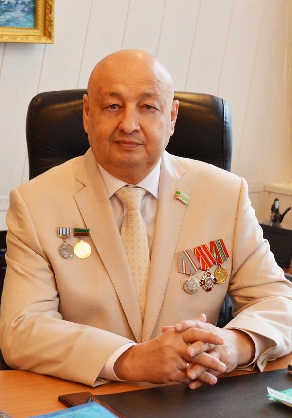 Гафиятов Ильгиз Зиниятуллович