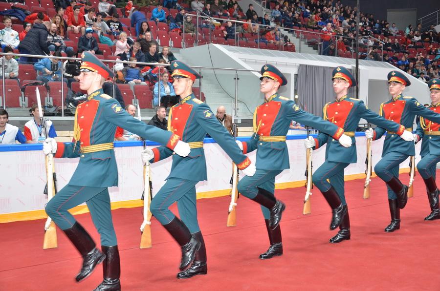 Торжественно-памятные мероприятия, посвященные подвигу 6-й парашютно-десантной роты 76-й гвардейской дивизии ВДВ