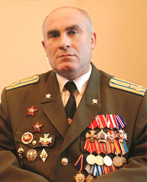 Глазырин Сергей Николаевич